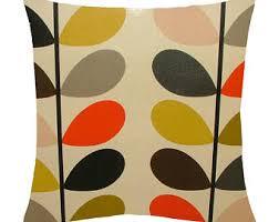 Orla Kiely Multi Stem Duvet Cover Orla Kiely 100 Cotton Fabric Multi Stem Curtain Fabric