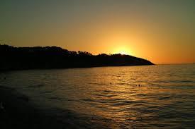 web le ghiaie dalle ghiaie vista tramonto foto di spiaggia delle ghiaie