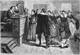 how to find a witch during the salem witch trials halloween