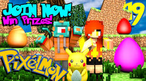 easter plays easter egg hunt pixelmon journey 19 w dollastic plays