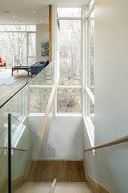 Banister Lake Beauty In Harmony Cantilevered Lake Cottage With White Cedar