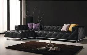 Cheap Black Sectional Sofa Gas Fireplace Craigslist Investofficial