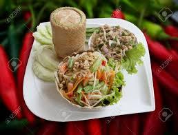cuisine thailandaise traditionnelle la cuisine thaïlandaise traditionnelle la salade de papaye le