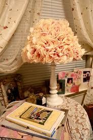 diy floral lamp shades art and inspiration pinterest flower