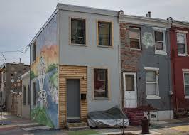 many ways to skin a row house hidden city philadelphia