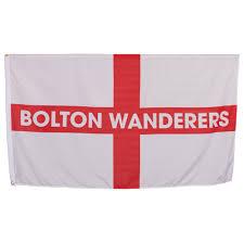 flag bolton wanderers england