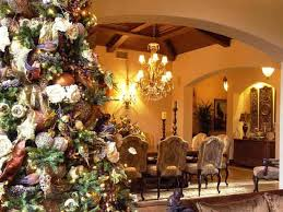 beautiful decorated trees or by blooming design