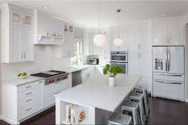 the kitchen collection inc contemporary kitchen by jamenson interiors inc the hardware is