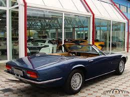 classic maserati ghibli maserati ghibli spyder 4 7 convertible auto salon singen