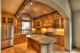 kitchen design ideas tuscan style kitchen warm colors the right