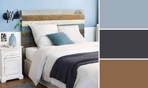 deco chambre bleu et marron chambre marron et bleu meilleur idées de conception de maison