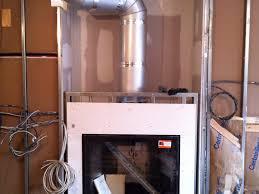 install gas fireplace binhminh decoration