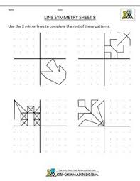 freebie this is a fun symmetry worksheet complete the blocks to