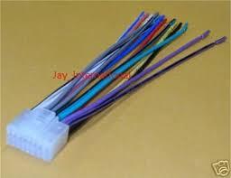 amazon com new eclipse radio cd wire wiring harness plug automotive