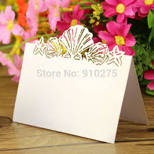 Laser Cut Table Numbers Aliexpress Com Buy 200 Pcs Laser Cut Summer Beach Wedding Table