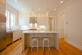 Kitchens With Track Lighting by Pendant Track Lighting Kitchen Traditional With Recessed Lighting