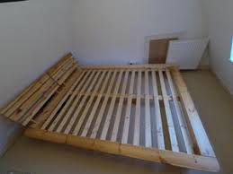 Wooden King Size Bed Frame Used King Size Beds For Sale In Brighton Friday Ad