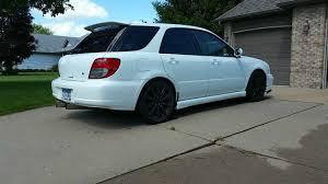 subaru wrx hatch white 2002 subaru wrx wagon aspen white mnsubaru