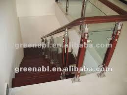 stainless steel indoor stair railing design stainless steel