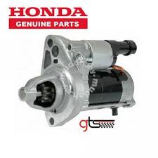 starter on honda civic original honda civic fd accord starter motor car accessories