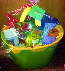 gift basket ideas for raffle sparkly gift basket guide