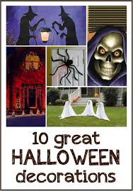 10 great halloween decorations dizzy busy and hungry