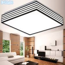 Restaurant Kitchen Lighting Led Ceiling Lights Square Kitchen Light Modern L Restaurant