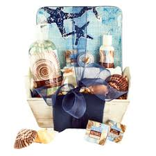 Relaxation Gift Basket Shop By Collection The Beach Series Basket Tude Gift Baskets