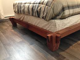 asian looking platform bed by nitreug lumberjocks com
