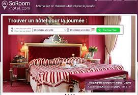 chambre d hotel a la journee location de chambres à la journée dayroomhotel com devient soroom