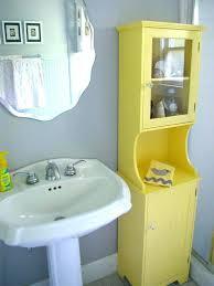 bathroom set ideas gray bathroom decor terrific yellow and gray bathroom decor tittle
