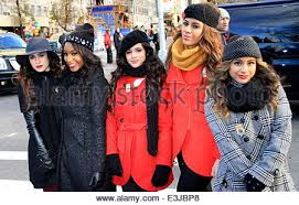 fifth harmony at the macy s thanksgiving day parade