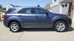 chevrolet equinox blue chevrolet equinox paint correction and full detail bluegrass