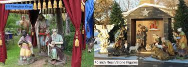 fiberglass versus resin mix for outdoor figures