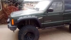 long jeep jeep xj 4 5