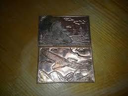 kopper kard postcards 2 vintage kopper kard copper postcards salt lake city utah indian