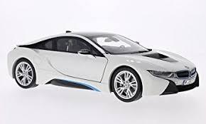 bmw model car amazon com bmw i8 white black model car ready made i paragon
