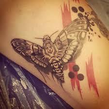 unique cute butterfly tattoo tattooshunt com