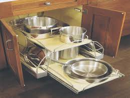 cabinet organizer for pots and pans glideware pull out cabinet organizer for pots and pans dutchtalk info