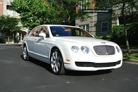bentley pakistan 2007 bentley continental flying spur specs and photos strongauto