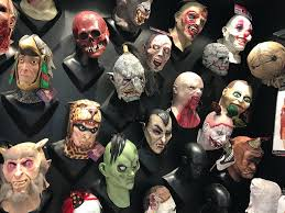 halloween mask store faraos cigarer copenhagen denmark