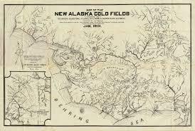 Map Of Yukon Map Room At Alaskaweb