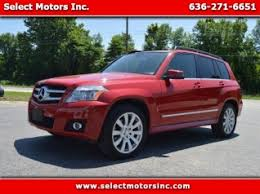 mercedes charles used mercedes glk class for sale in charles mo 32