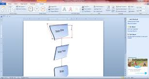 format download in ms word 2013 how to create flowcharts with microsoft word 2010 and 2013 guide