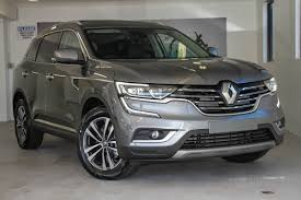 renault suv koleos 2017 renault koleos intens hzg grey for sale in melville