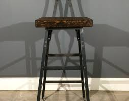 Industrial Metal Bar Stool Stools Winsome Cool Industrial Metal Bar Stools Attractive Stool