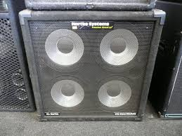 4x10 Guitar Cabinet Hartke Systems 410 4x10