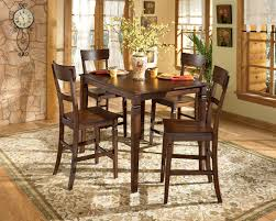 mission style dining room set kitchen awesome ashley dining room mission style recliner small