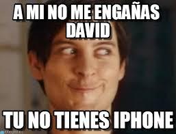 Memes De David - meme david a mi no me engañas david on memegen