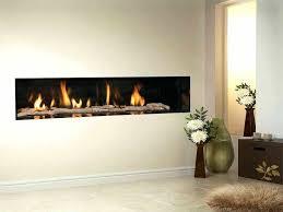 Most Efficient Fireplace Insert - high efficiency gas fireplace insert reviews modern wall